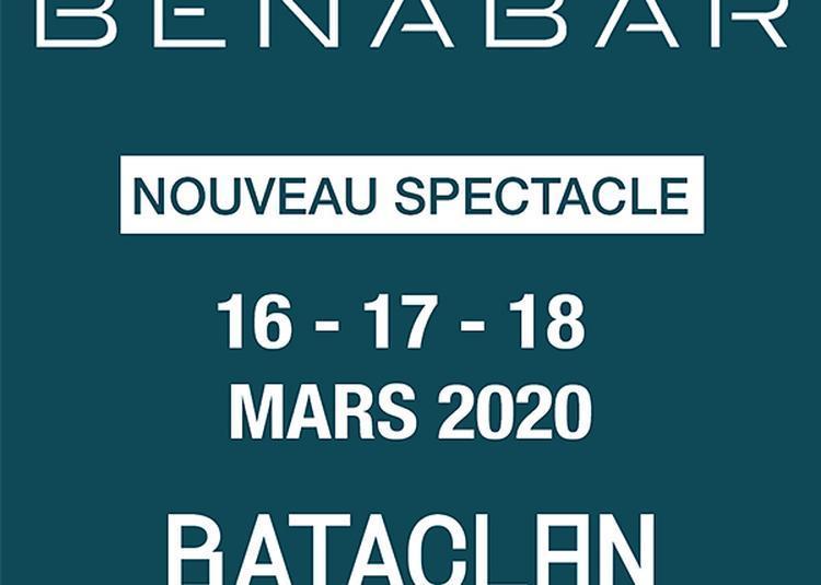 Benabar à Paris 11ème