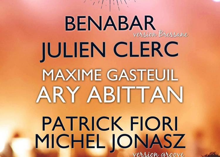 Benabar Et Julien Clerc à Louhans