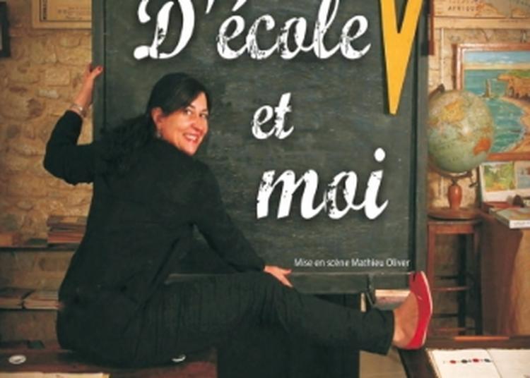 Bénédicte Bousquet - D'école et moi à Montpellier