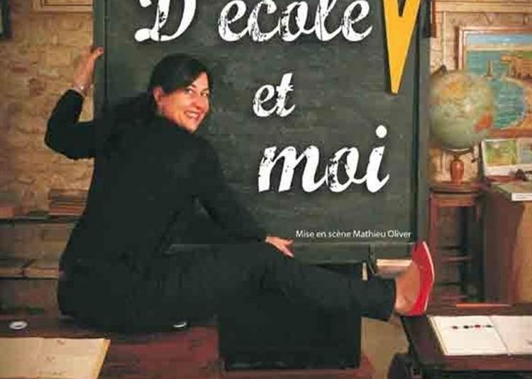 Bénédicte Bousquet Dans D'École Et Moi à Nimes