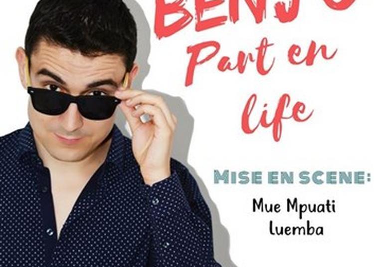 Benj'O part en life à Nantes