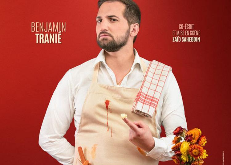Benjamin Tranie à Paris 18ème