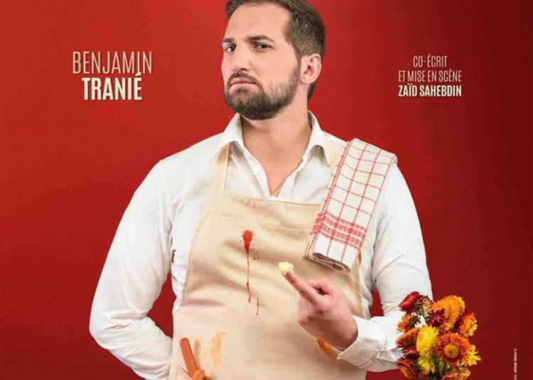Benjamin Tranié Dans Le Dernier Relais à Marseille