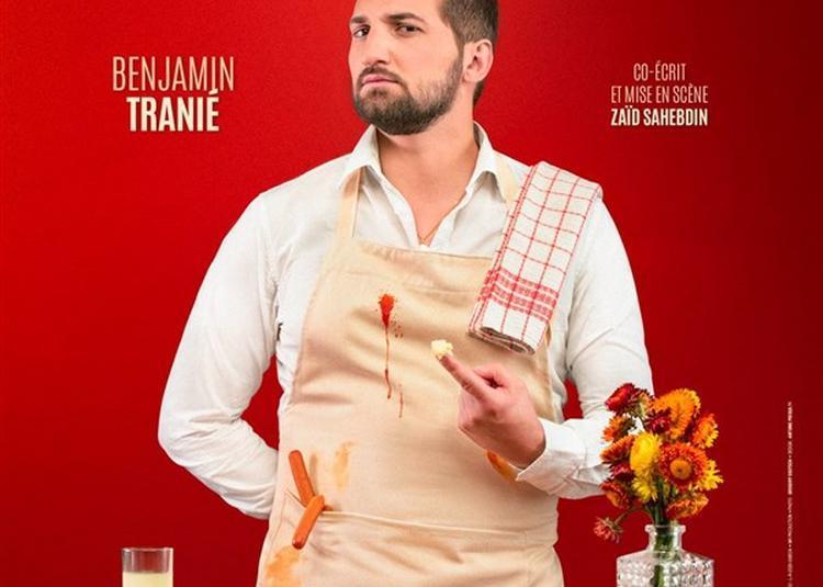 Benjamin Tranié Dans Le Dernier Relais à Paris 10ème