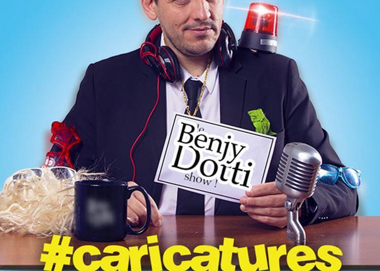 Benjy Dotti à Toulon
