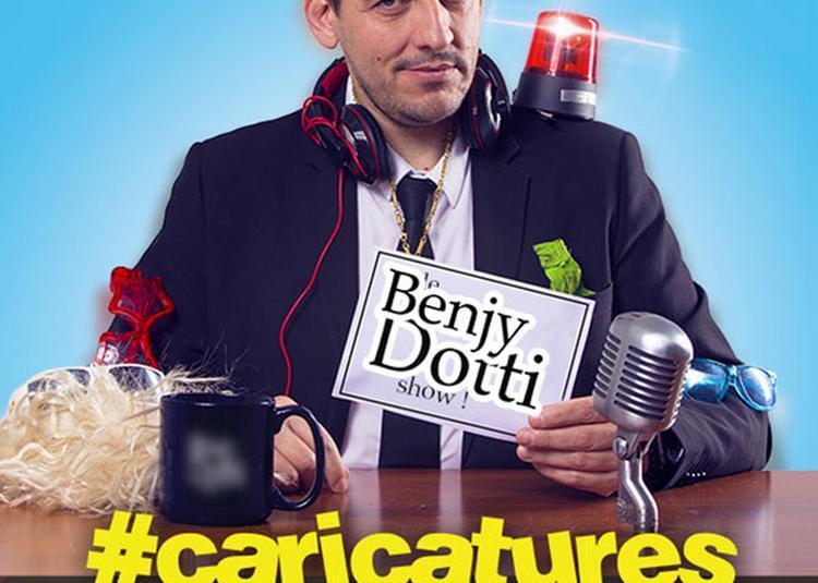 Benjy Dotti à Cugnaux