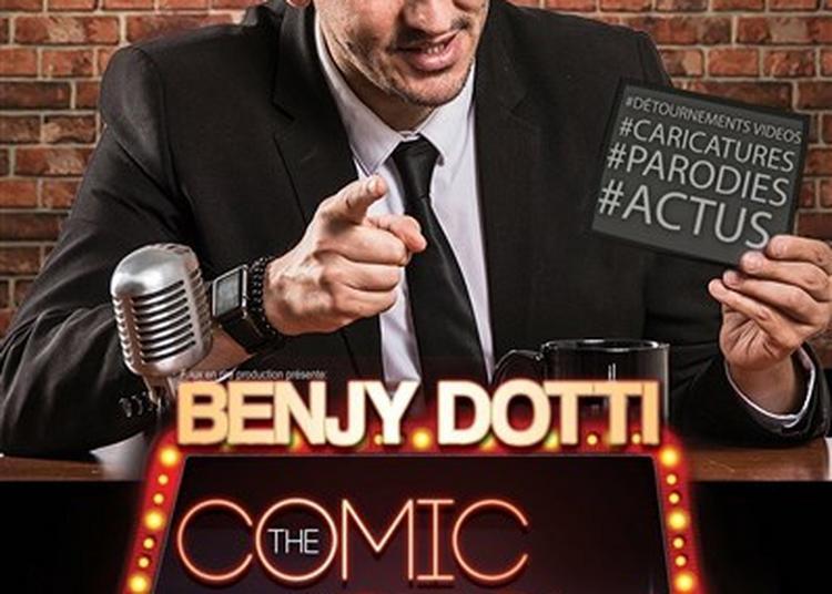 Benjy Dotti