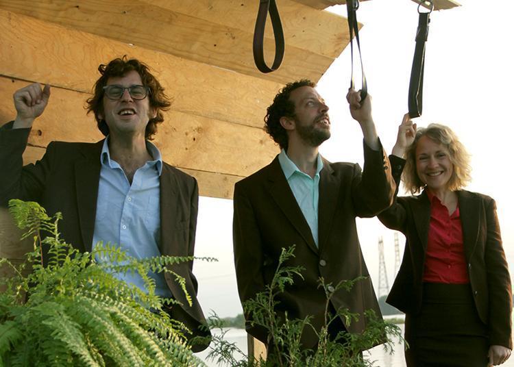 Benoit Paradis Trio à Ivry sur Seine