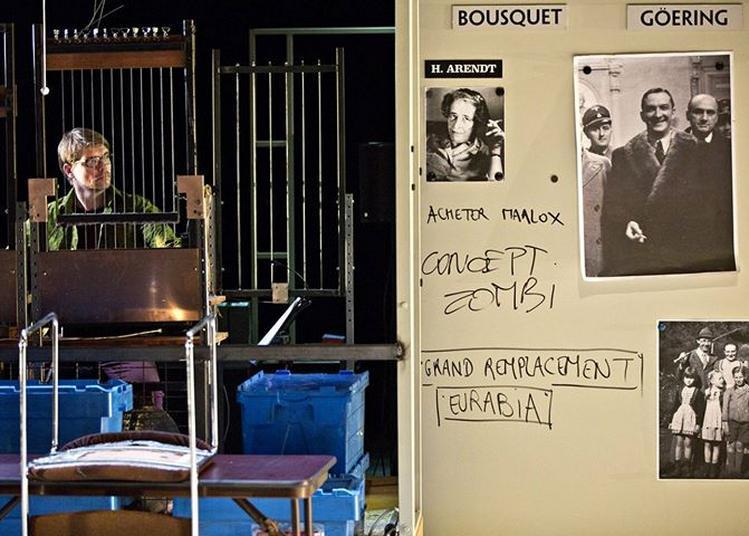 Bérangère Jannelle - Melancholia Europea à Paris 19ème
