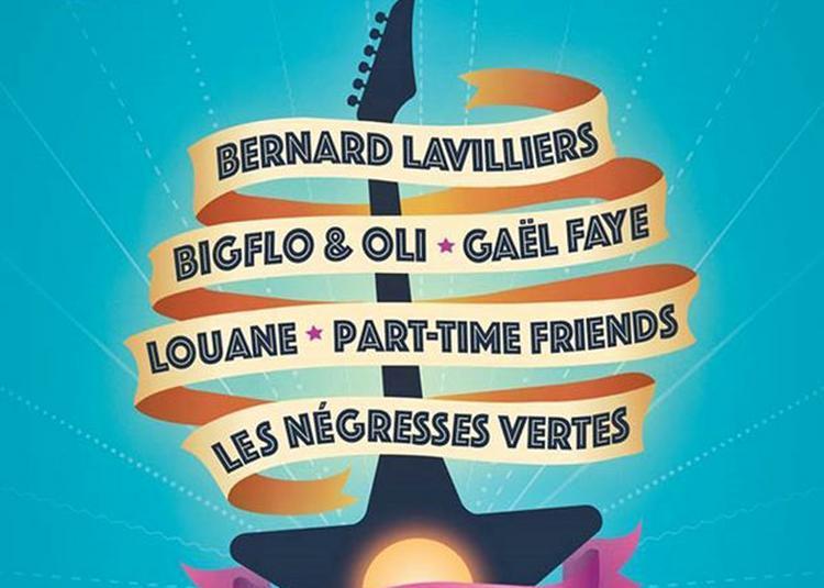 Bernard Lavilliers - Les Négresses Vertes à Thonon les Bains