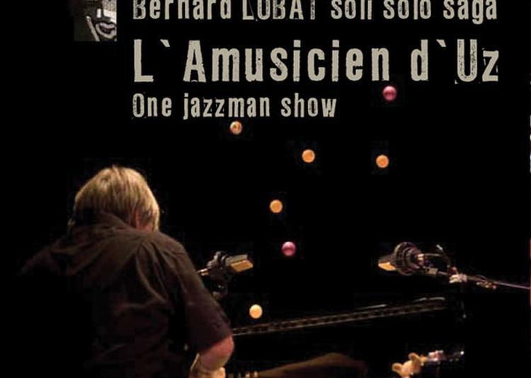 Bernard Lubat à Toulon