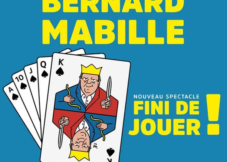 Bernard Mabille - report à Saint Gregoire
