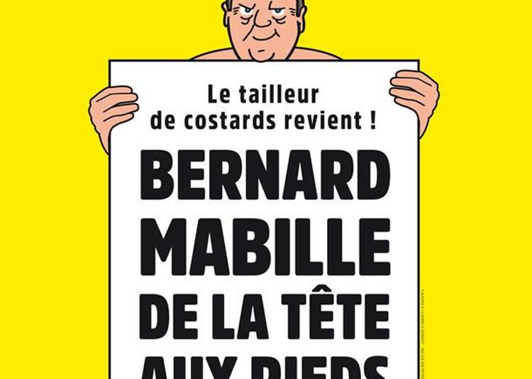 Bernard Mabille à Deols