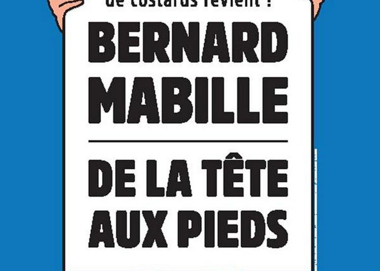 Bernard Mabille à Commentry