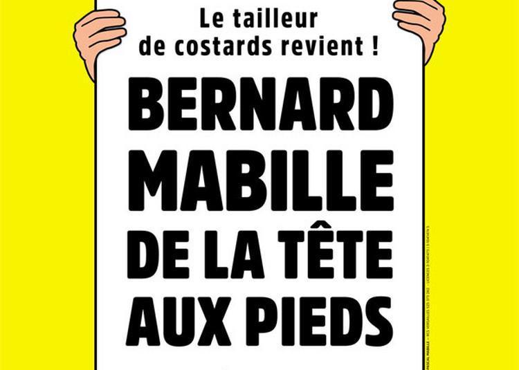 Bernard Mabille à Saint Amand les Eaux