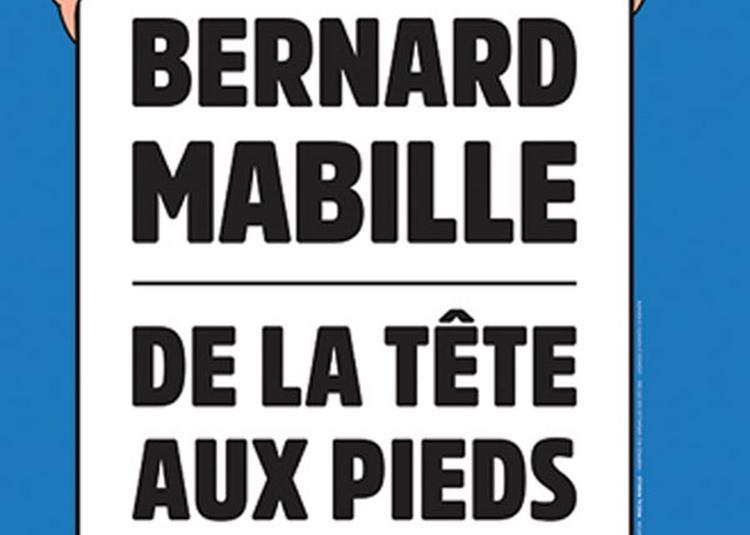 Bernard Mabille à Tinqueux