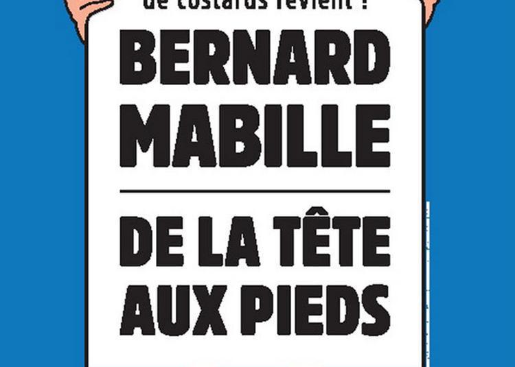Bernard Mabille à Melun