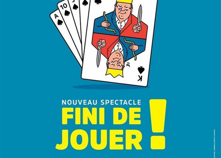 Bernard Mabille Dans Fini De Jouer ! à Le Cap d'Agde