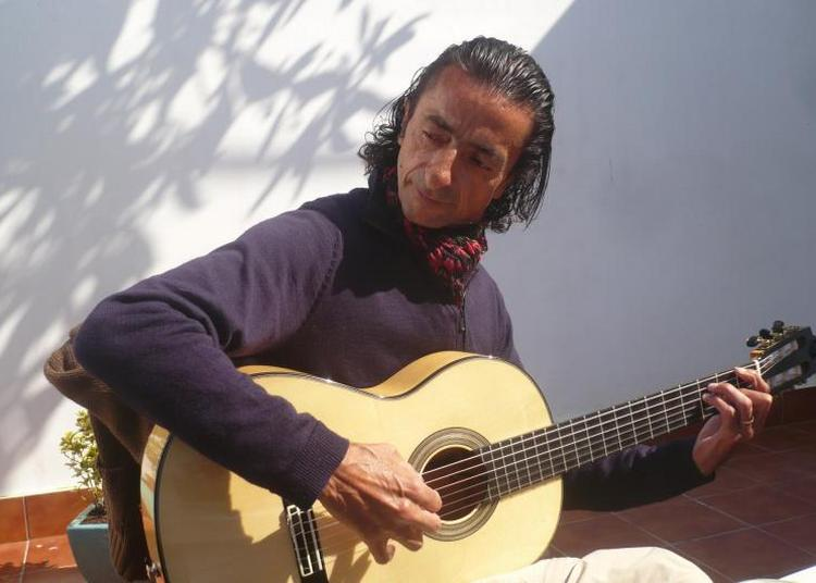 Thibault Cauvin - Bernardo Sandoval & Serge Loppez à Issoudun