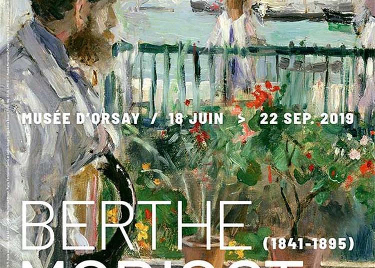 Berthe Morisot (1841-1895) à Paris 7ème