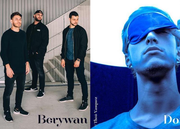 Berywam et Double T en première partie à Noyon