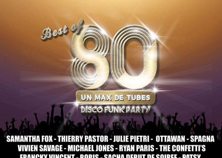 Best Of 80 à Montbeliard