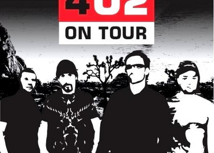 Best Of U2 With 4u2 On Tour à Meythet