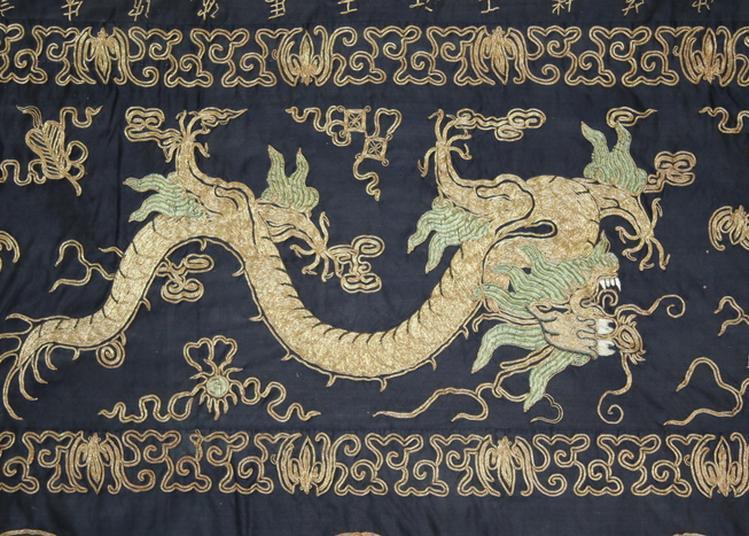 Bestiaire Asiatique à Chateaudun