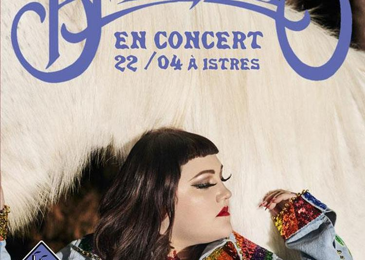 Beth Ditto à Istres