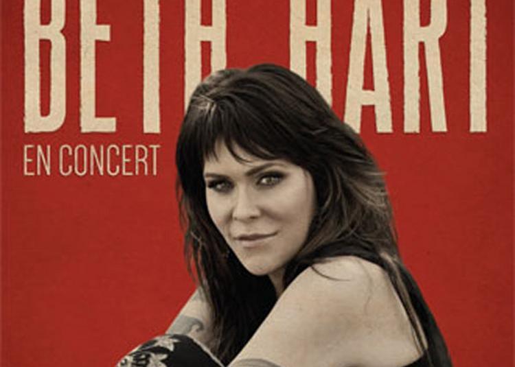 Beth Hart à Lyon