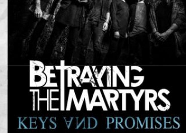 Betraying The Martyrs Au Grillen à Colmar