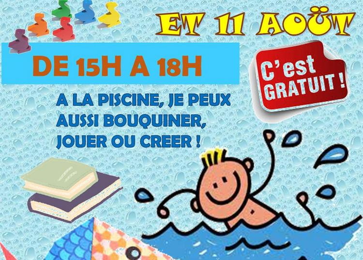 Biblio-Piscine à La Rochefoucauld