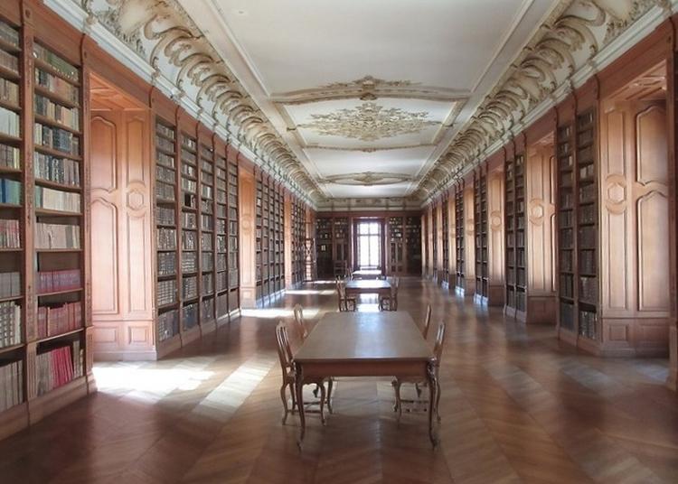 Bibliothèque Bénédictine De Saint-mihiel à Saint Mihiel