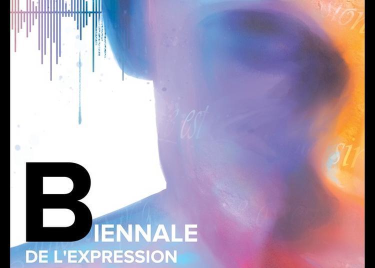 Biennale De L'expression Libre : Murs Ouverts, Salles Ouvertes à Joigny