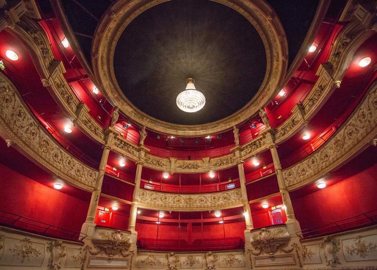 Bienvenu Au Théâtre à Nevers