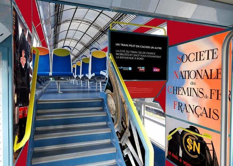 Bienvenue à Bord Du Train Du Patrimoine Sncf à Paris 12ème