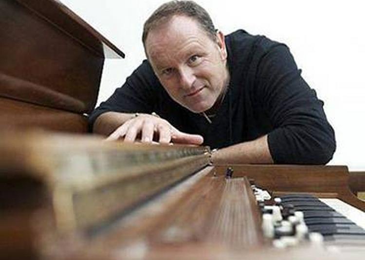 Bienvenue à l'organiste Stefan Patry à Pierrelaye