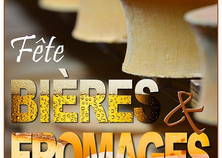 Fête de la bière et des fromages à Abondance
