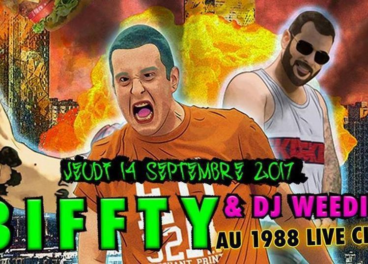 Biffty & DJ Weedim x Guests à Rennes