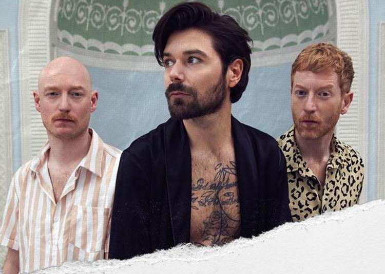 Biffy Clyro à Paris 9ème