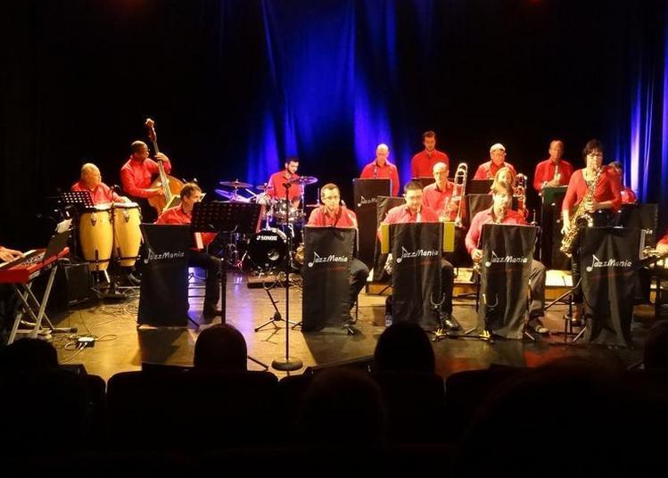 Big Band JazzMania à Saint Cannat