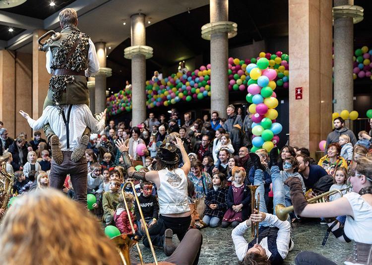BIG BANG Festival - Aventures musicales pour enfants 2021
