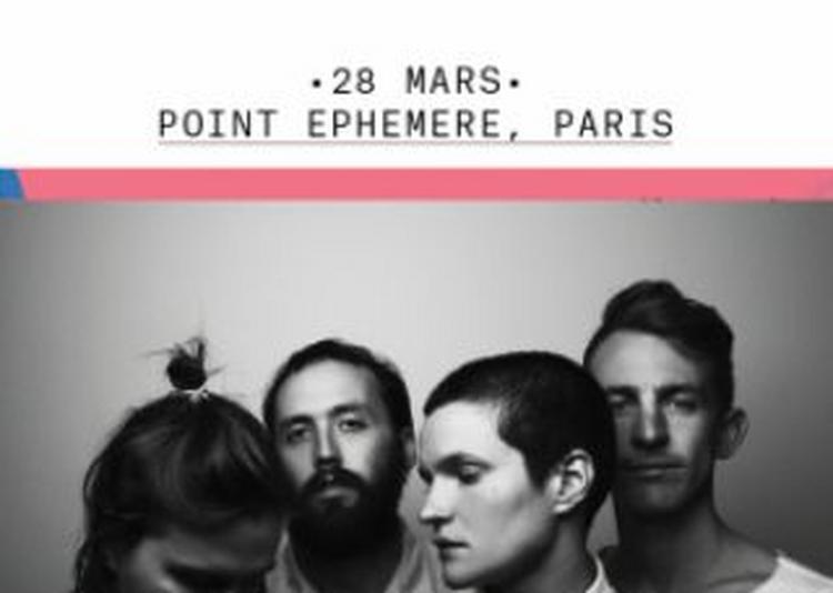 Big Thief à Paris 10ème