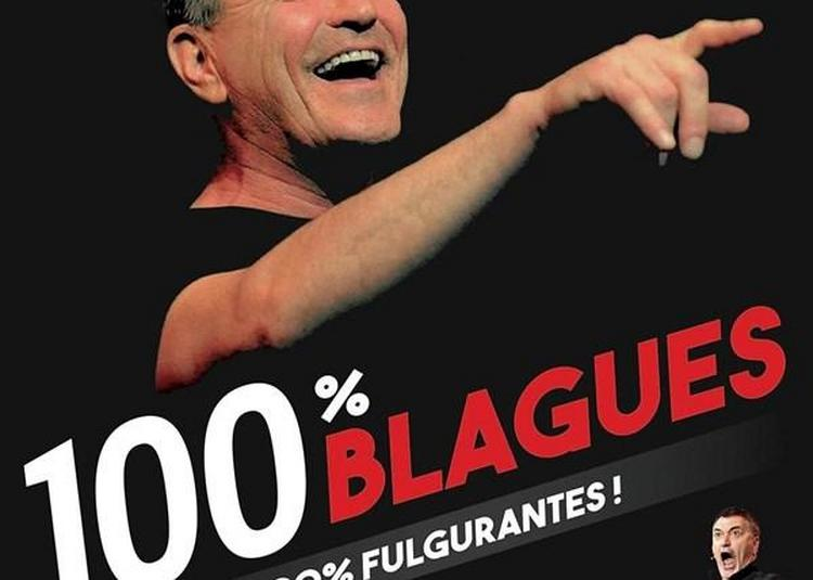 Bigard & Friends Dans 100% Blagues à Toulon