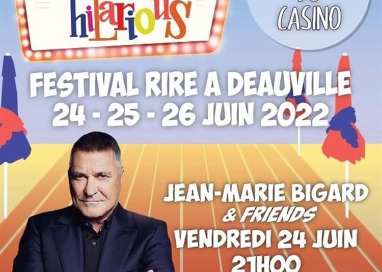 Bigard & Friends Dans 100% Blagues à Deauville