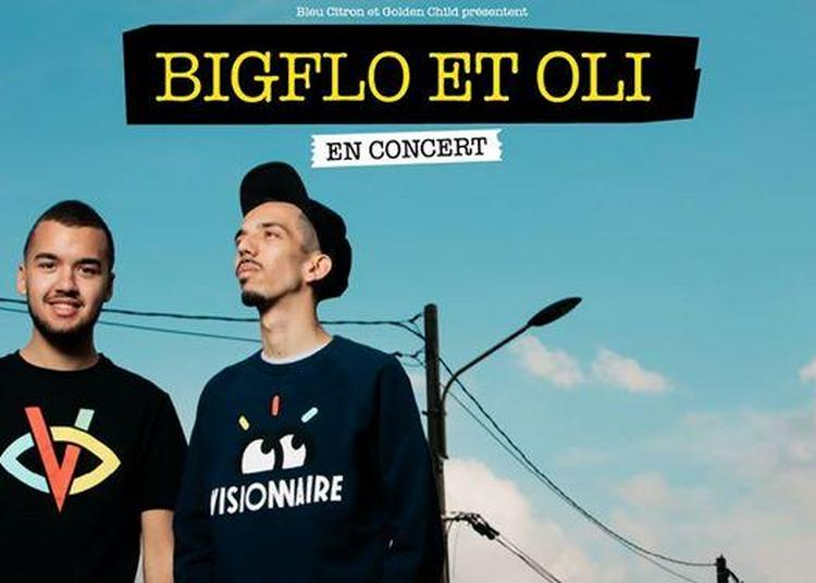 Bigflo et Oli à Paris 19ème