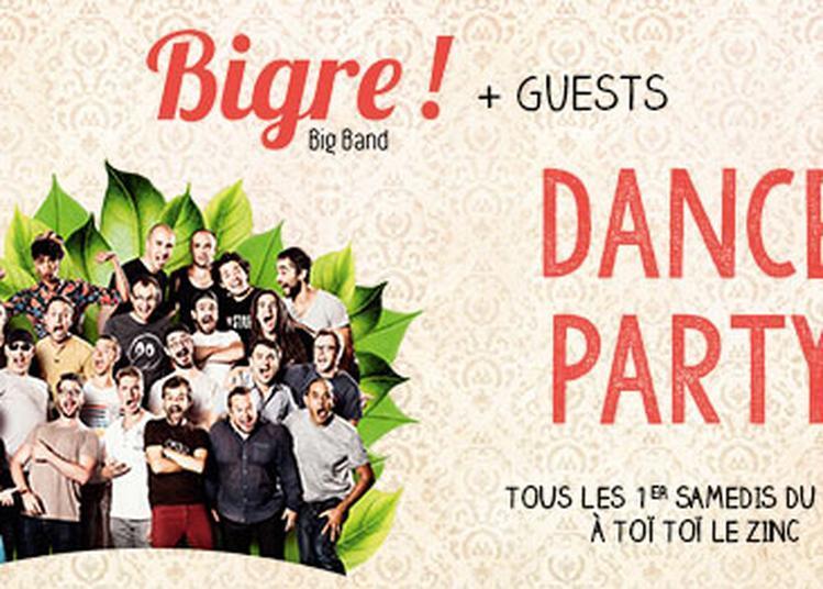Bigre ! et Guests : Dance Party à Villeurbanne