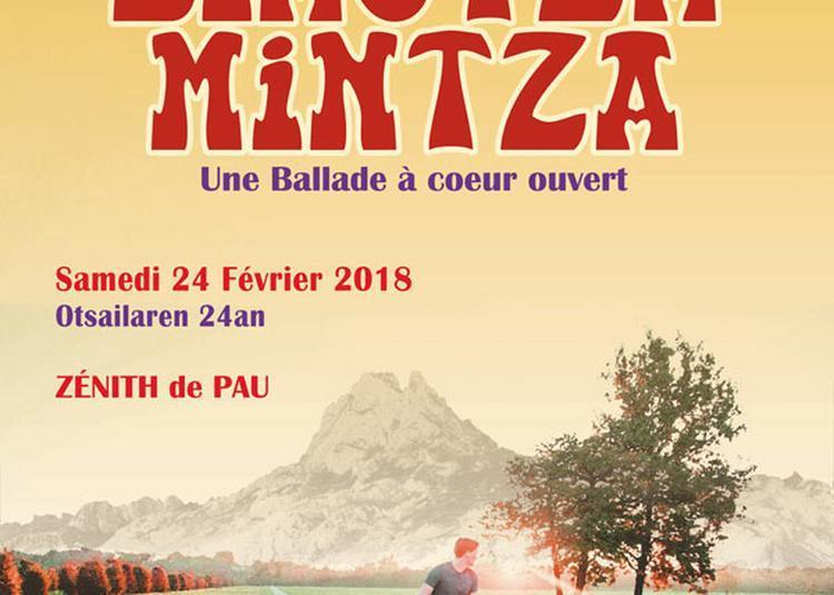 Bihotza Mintza à Pau
