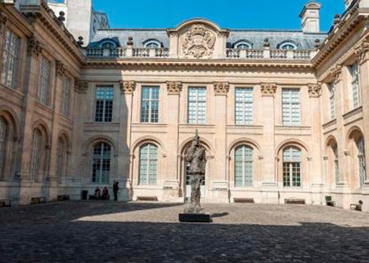 Billet DÃ%ocouverte Du Mahj à Paris 3ème