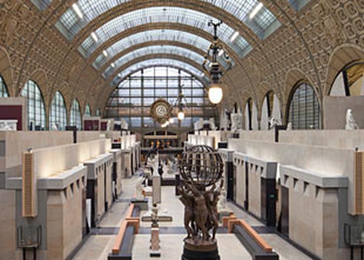 Billet Jumelé Orsay - Rodin à Paris 7ème